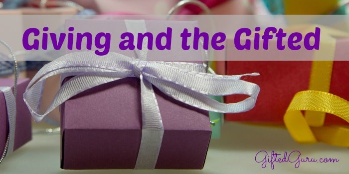 Giving-and-the-gifted
