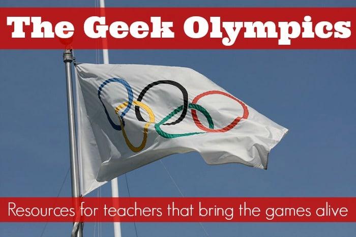 geek-olympics