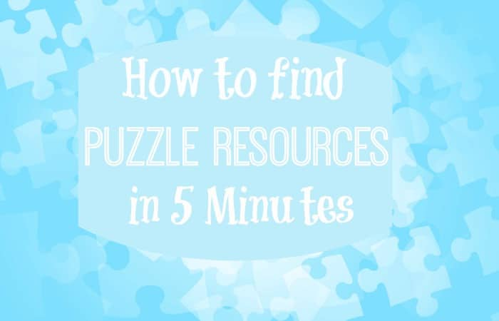 puzzle-resources-in-five-minutes