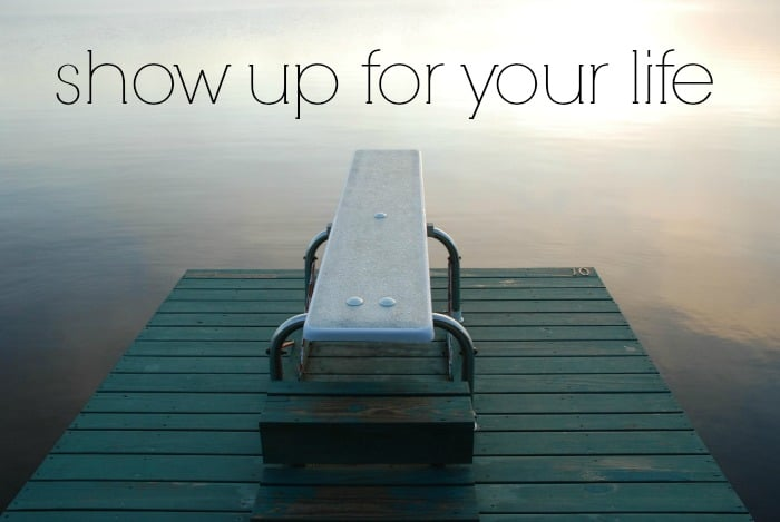 show-up-for-your-life