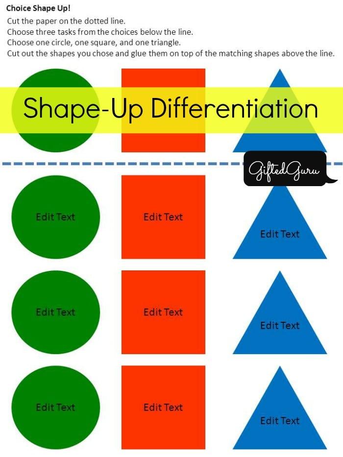 Shape-Up