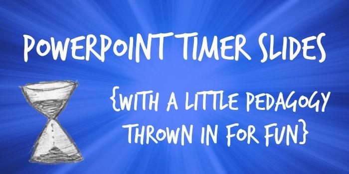 Powerpoint-timer-slides