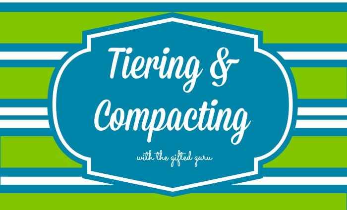 tiering and compacting
