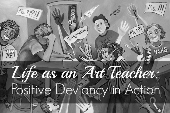 Life as an Art Teacher -fi