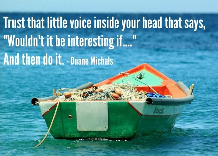 Dan-boat