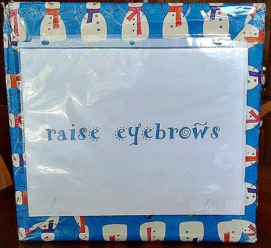 raise eyebrows