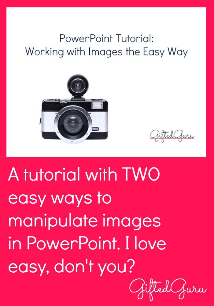 PowerPoint Tutorial - images-pinterest