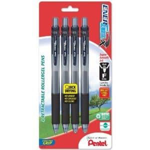 Gifted Guru favorite black pens
