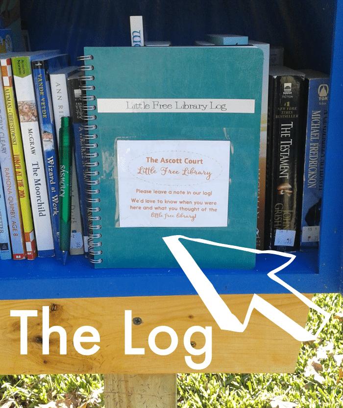 the-log-little-free-library-gifted-guru