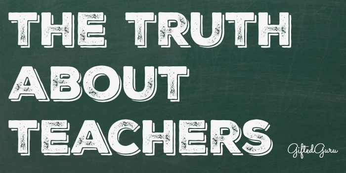 truth about teachers