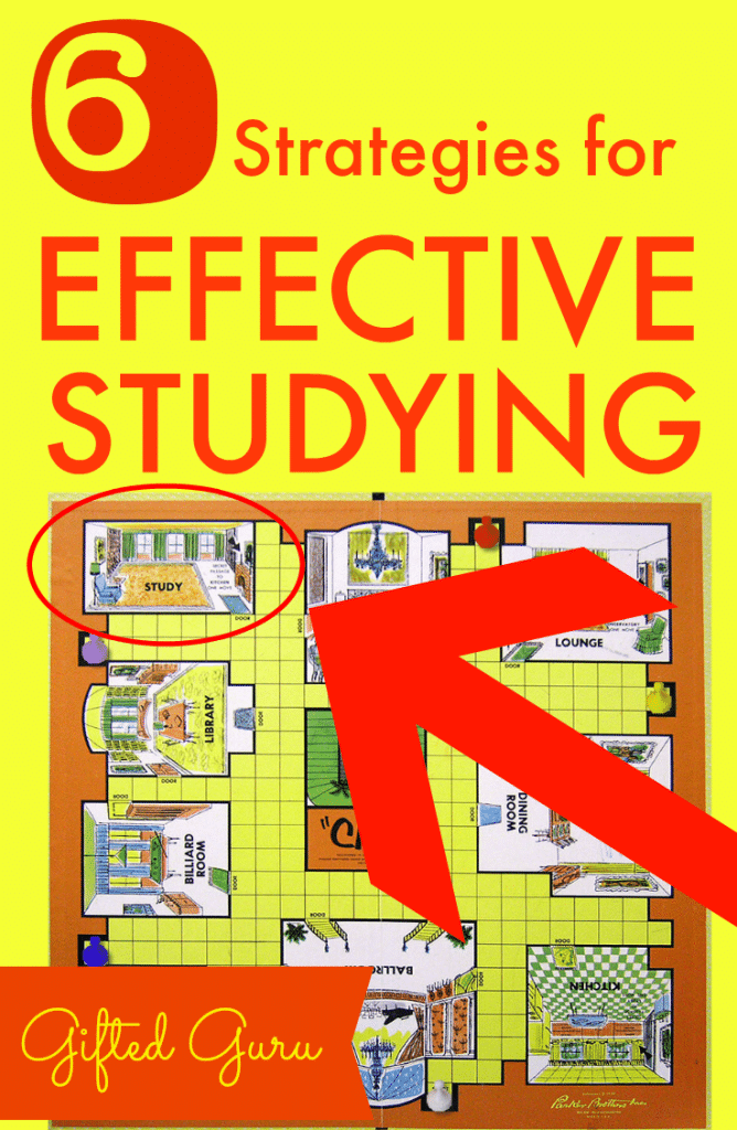 6 Strategies for Effective Studying-pinterest