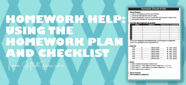 Homework_Help_Using_The_Homework_Plan_and_Checklist