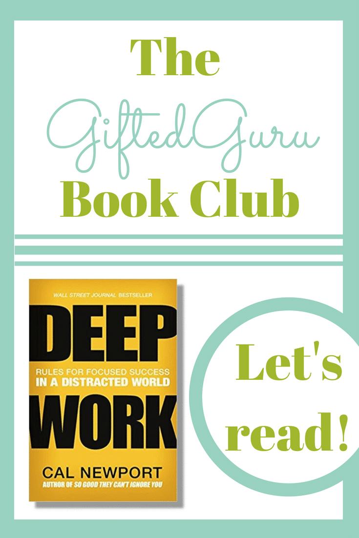 book-review-deep-work-cal-newport-Gifted-Guru
