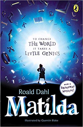 picture of cover of book Matilda