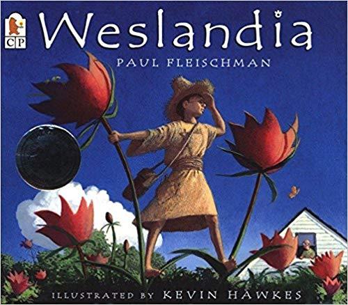 cover of Weslandia