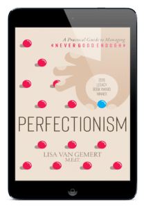 picture of cover of ebook of perfectionism