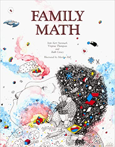 """cover of book """"Family Math"""""""