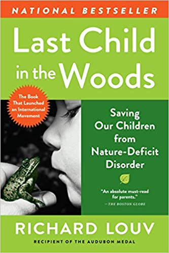 cover of Last Child in the Woods book