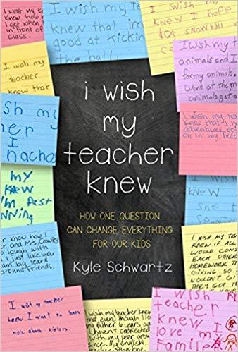 I Wish My Teacher Knew book cover