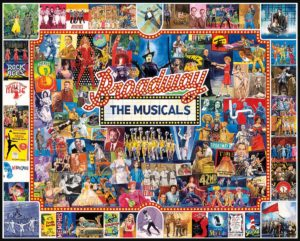 Broadway musical puzzle