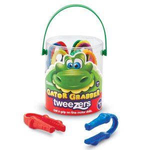 child's alligator tweezers