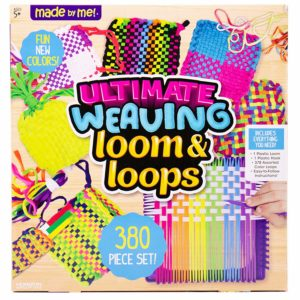 weaving loom toy