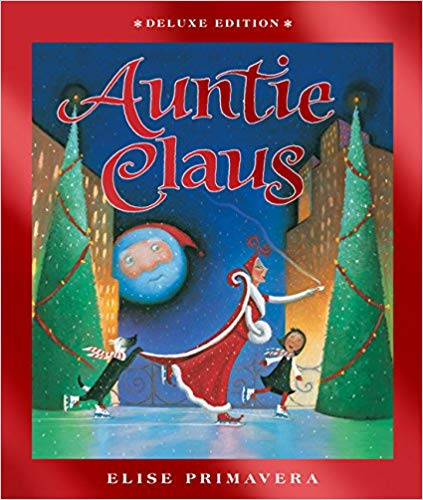cover of book Auntie Claus