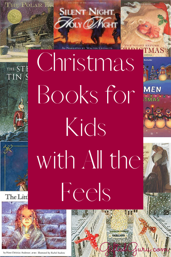 covers of christmas books