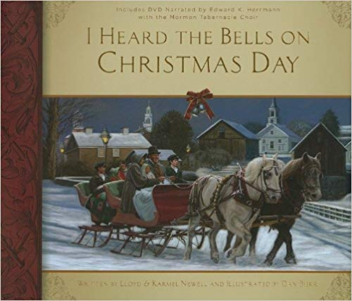 cover of book I heard the Bells on Christmas Day