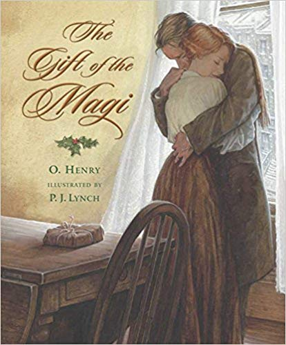 cover of book The Gift of the Magi