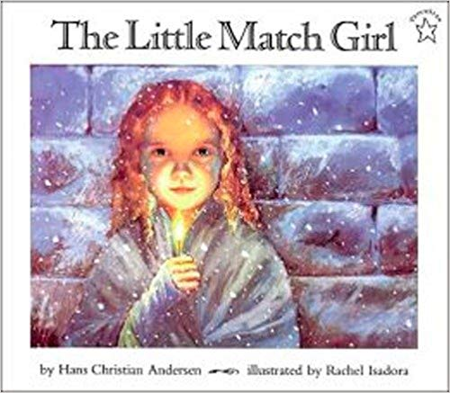 cover of book the little match girl
