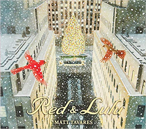 cover of book Red and Lulu