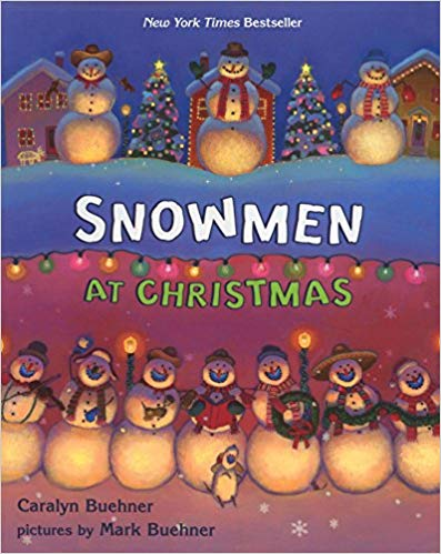 cover of book Snowmen at Christmas