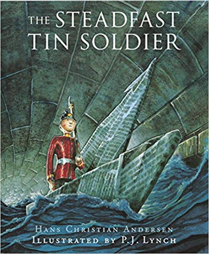 cover of book The Steadfast Tin Soldier