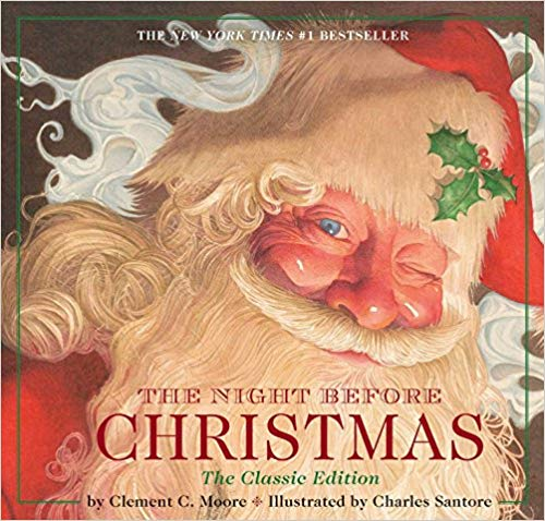 cover of book The Night Before Christmas