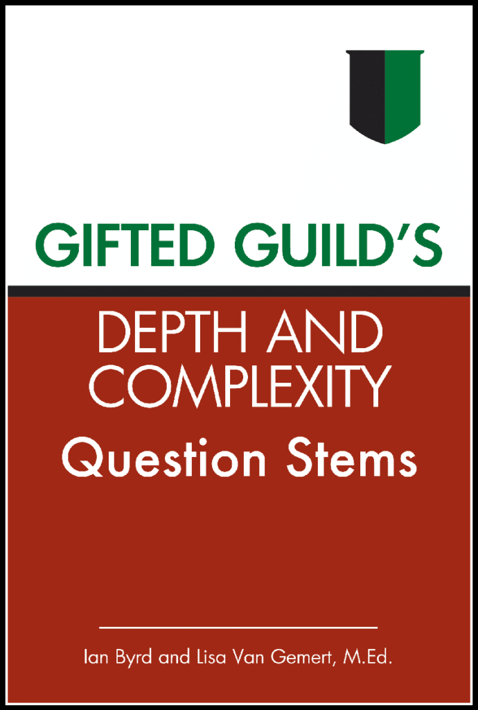 cover of Gifted Guild's Guide to Depth and Complexity