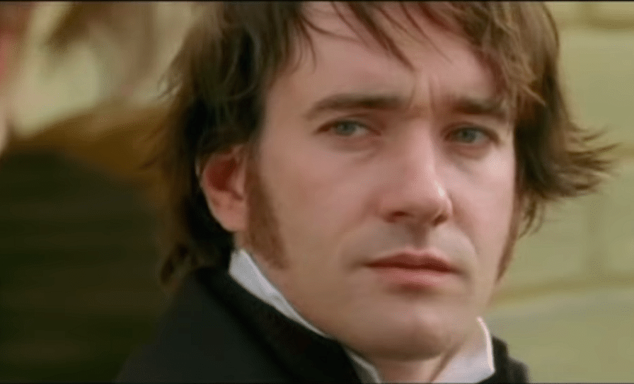 Mr Darcy character
